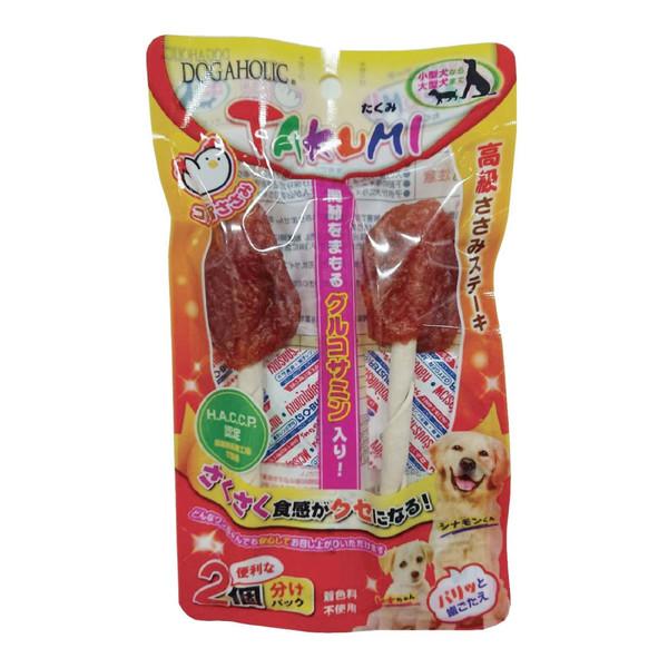 【塔谷米】雞肉棒棒糖(原味)2入 45g
