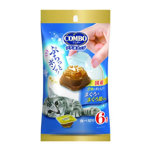 4902112068410Combo魚泥幸福鮪魚果凍慕斯-鮪魚片6入
