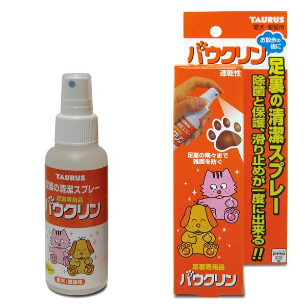 【TAURUS金牛座】愛犬愛貓足裏清潔噴劑100ml