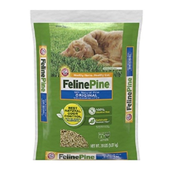 【FelinePine 斑比】斑比松木砂 (7LB/20LB)