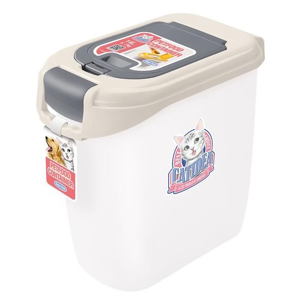 【CATIDEA 貓樂適】CF102-5公斤雙開飼料桶