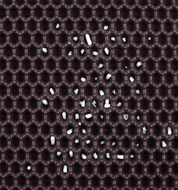 2302100501295收集落砂踏墊(多色)(S) 37*58cm