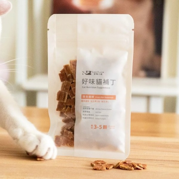 4713095470110好味貓補丁膳食纖維45g