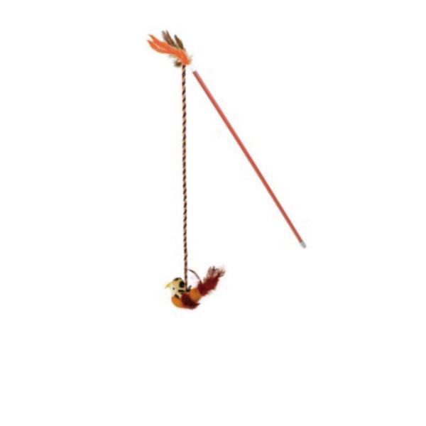 780824136153Ourpets狂野森林皇室鳥類音效玩具[橙鳥]