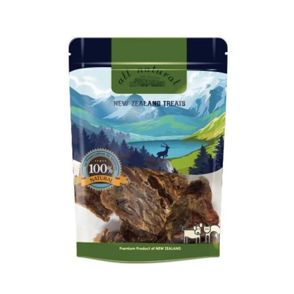 780006406715100%天然紐西蘭寵物點心-牛肉塊120G