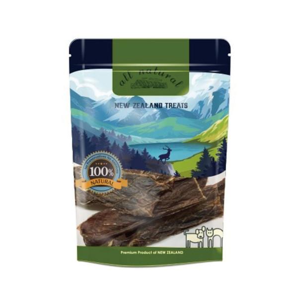 780006405916100%天然紐西蘭寵物點心-牛肉薄片80G