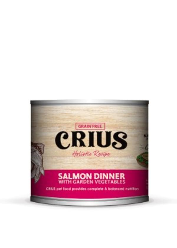 642872501133Ceres克瑞斯紐西蘭天然主食[貓]罐-野生鮭175G