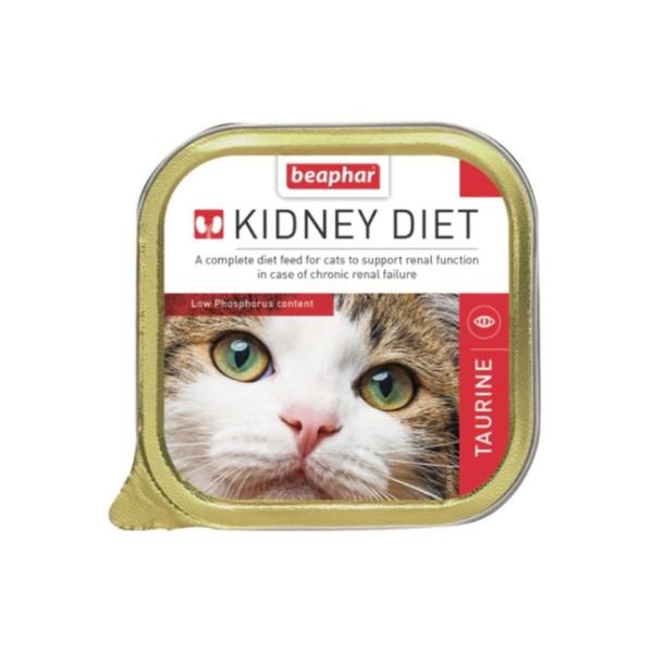 【樂透beaphar】貓咪腎臟保健餐盒100g-共5種口味