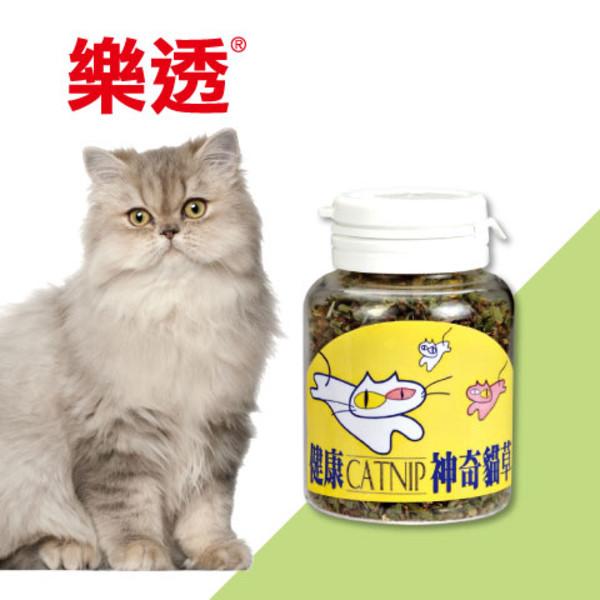 【樂透beaphar】健康神奇貓草10g