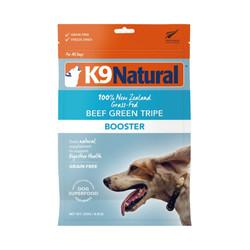 9421904014848 紐西蘭K9(犬)凍乾生食狗狗飼料-鮮草牛肚250g