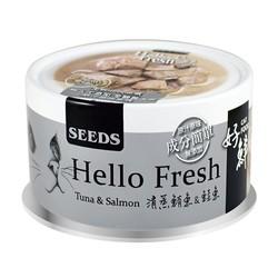 4719865828839-80克Hello Fresh好鮮(清蒸鮪+鮭魚)