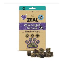 ZEAL真摯天然風乾零食-紐西蘭鱈魚皮125g