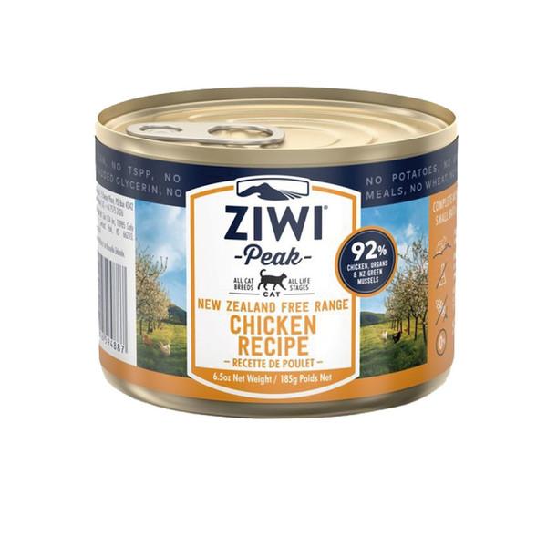 9421016594887 巔峰(貓)92%鮮肉貓罐185g-放牧雞肉