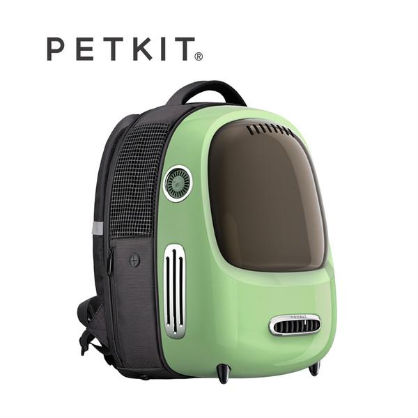 1148110900Petkit佩奇 智能貓用背包/簡約白