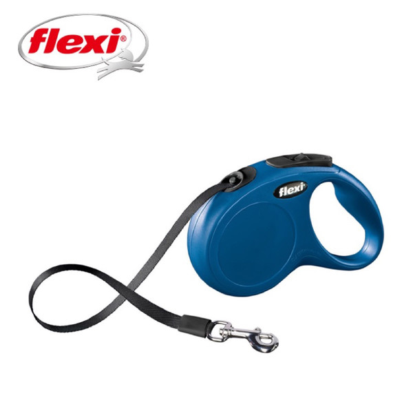 1148105100Flexi飛萊希 進化帶狀藍M