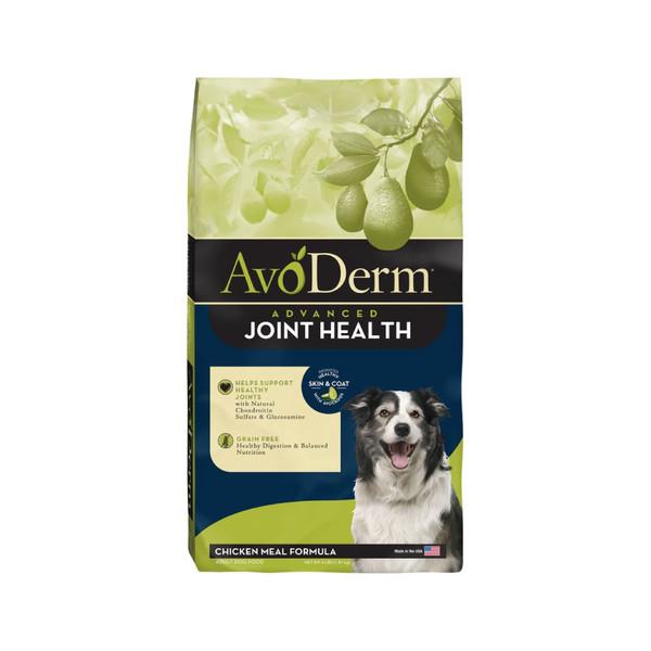 【Avoderm 愛酪麗】無穀成犬雞肉關節健康 4磅/24磅