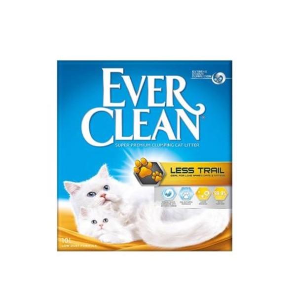 【EVER CLEAN藍鑽】歐規粗顆粒低塵結塊貓砂10L