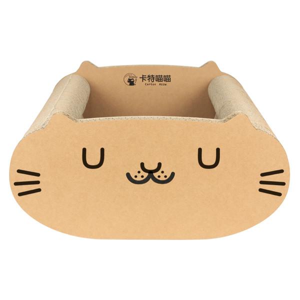 【卡特喵喵】貓米糰貓抓板/貓抓窩