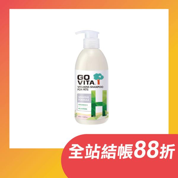 【GOVITA-樂維他】H抗敏重建配方350ML