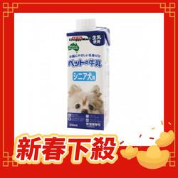 【DoggyMan】犬專用牛奶(老犬)