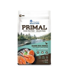 【SOLUTION 耐吉斯】源野高蛋白無穀全齡貓糧 鮭魚3lb-6lb