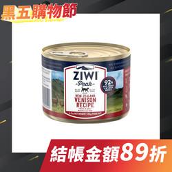 【ZiwiPeak-巔峰】92_鮮肉貓主食罐185g-鹿肉