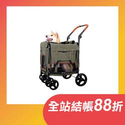 【IBIYAYA】心機寵物小車-天空藍