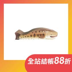 【酷酷貓】櫻花鉤吻鮭貓抓版
