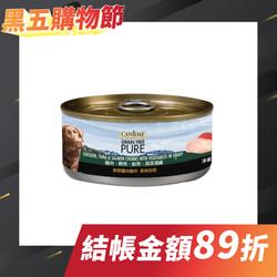 【Canidae-卡比】無穀犬用主食罐-雞肉.鮪魚.鮭魚.蔬菜湯罐70g