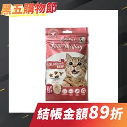 【Hulucat卡滋】化毛潔牙餅60g-牛肉
