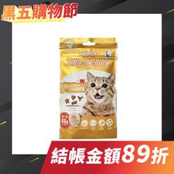 【Hulucat卡滋】化毛潔牙餅60g-雞肉