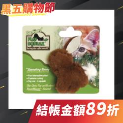 【Play-N-Squeak-狂野森林】音效玩具田野收藏-瘋狂野兔