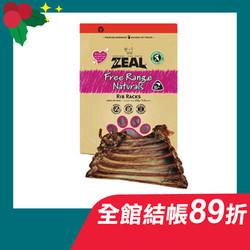 【ZEAL真摯】天然風乾零食-牛肉片125g
