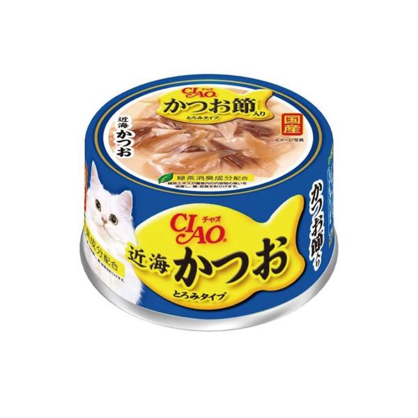 CIAO 近海罐(鰹魚)80g
