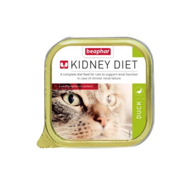 樂透貓咪腎臟保健餐盒-鴨肉100g