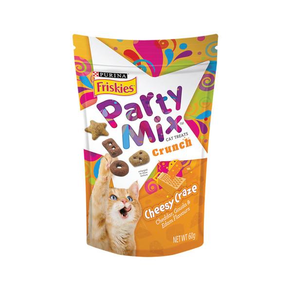 【喜躍 PartyMix】繽紛起司香酥餅60g