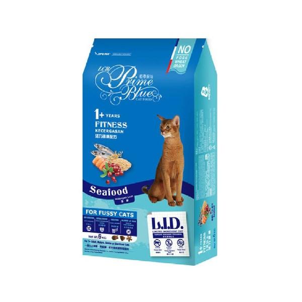 【藍帶廚坊】(貓)活力挑嘴貓海鮮1.2kg/6kg
