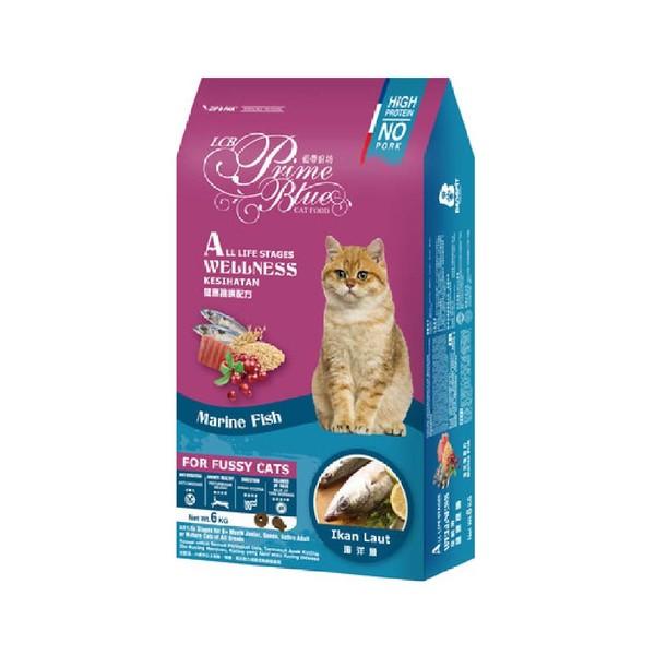 【藍帶廚坊】(貓)健康挑嘴貓海洋魚肉1.2kg-6kg
