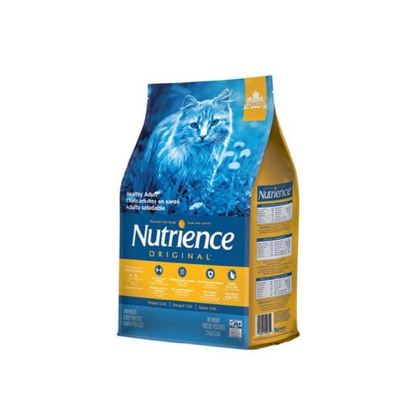【Nutrience 紐崔斯】田園糧-成貓2.5kg