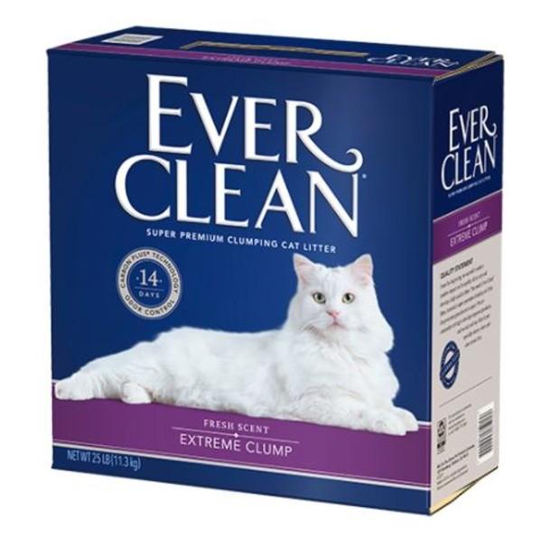 【EVER CLEAN藍鑽】美規綠細砂(含香)25LB
