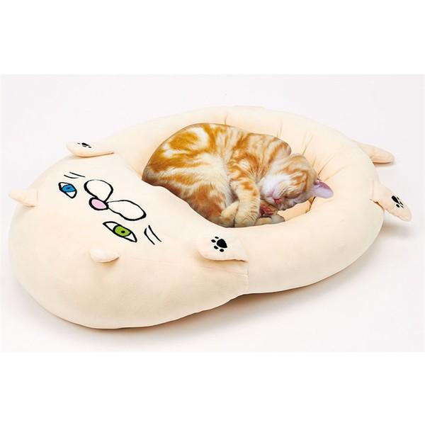 【MARUKAN】慵懶貓睡床569893