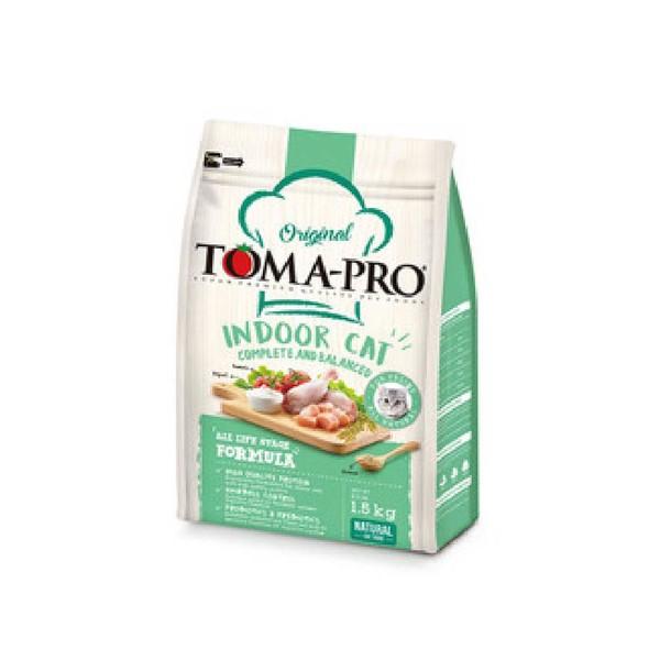 【TOMA-PRO 優格】室內貓雞肉配方 1.5kg/3kg/7kg