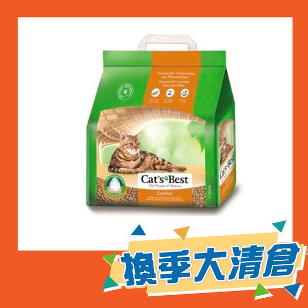 【凱優Cat's-Best】凱優木屑粒(細)-4.3KG-10L