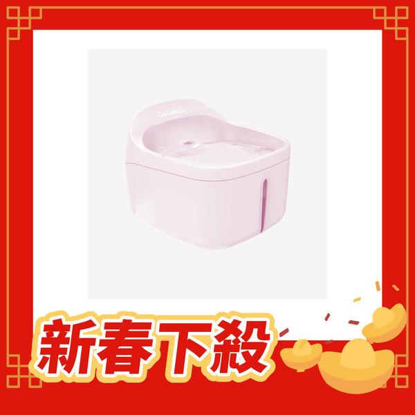 【DOGNESS 多尼斯】自動飲水機(活水機) 大2L (白/粉)