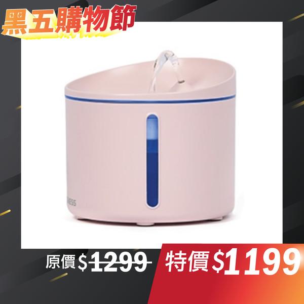 【DOGNESS-多尼斯】自動飲水機活水機-小1L-粉
