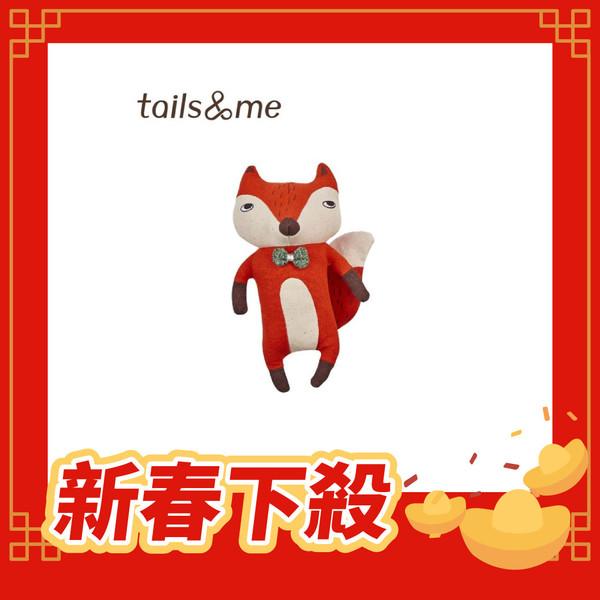 【tails-&-me-尾巴與我】填充玩具-共6種