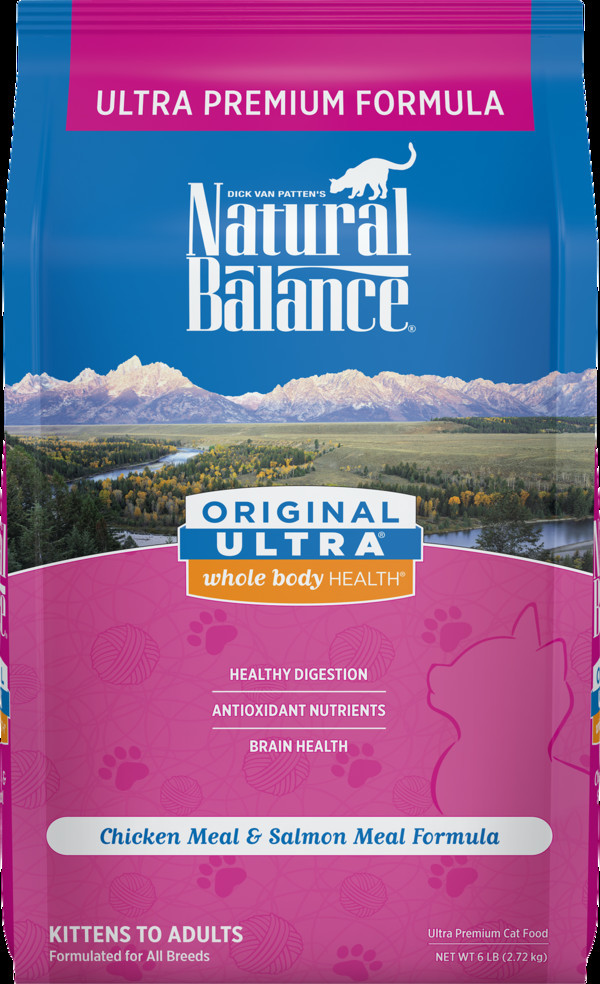 【Natural Balance】特級田園全齡貓配方6lb