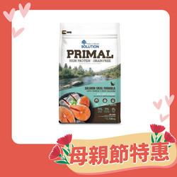 【SOLUTION-耐吉斯】源野高蛋白無穀全齡貓糧-鮭魚