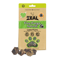【ZEAL真致】天然風乾零食-羊肺85g