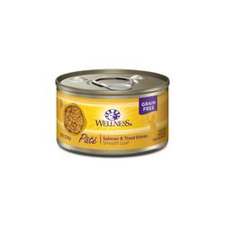全方位肉醬貓主食罐鮭魚鱒魚85g